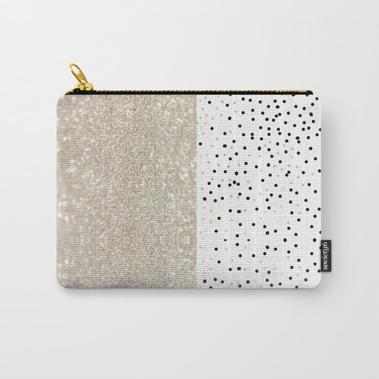 FIRST DATE NUDE  Carry-All Pouch