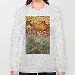 Idaho Gem Stone 5 Long Sleeve T-shirt