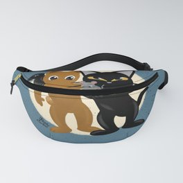 Always best friends Fanny Pack