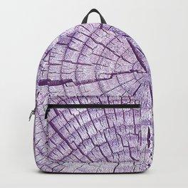 The Stump Violet Backpack