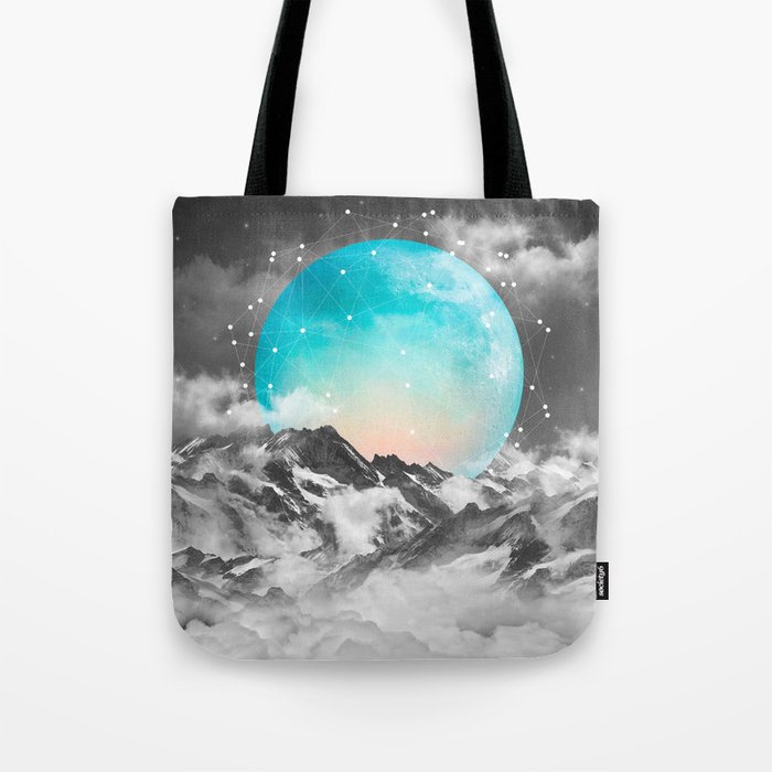It Seemed To Chase the Darkness Away Tote Bag
