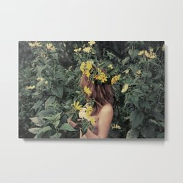 It Still Doesn't Feel Like Summer Solstice Yet Metal Print
