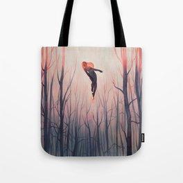 smoulder Tote Bag