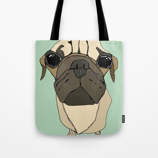 Puglet Tote Bag