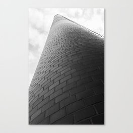 Inch By Inch Canvas Print