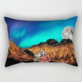 SuperMoon IV Rectangular Pillow
