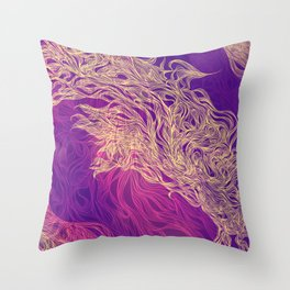 Someone I loved Throw Pillow