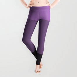 Deep Lavender Dream 2 - Color Therapy Leggings