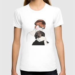 Emily and Arthur Miller T-shirt