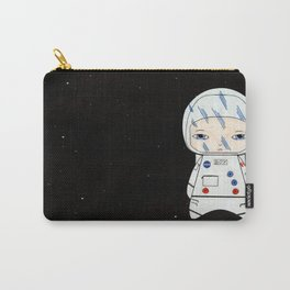 A Boy - Astronaut Carry-All Pouch