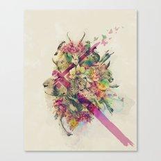 Kingdom of Monarchs Canvas Print