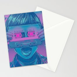 Awesome Mix Vol.1 Stationery Cards