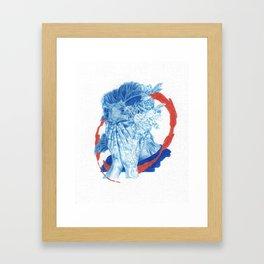 Wabi Sabi Framed Art Print