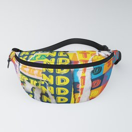 Be Kind To You Fanny Pack
