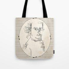 Custom made Mozart Tote Bag