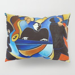 Pianist Pillow Sham