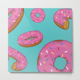 Donut come for me! #1 Metal Print