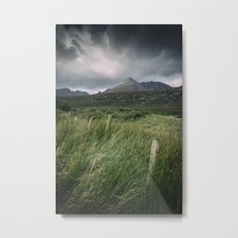 The Torridon Mountains Metal Print