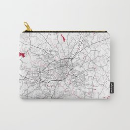 FanMap   NCAA UGA #05 Carry-All Pouch