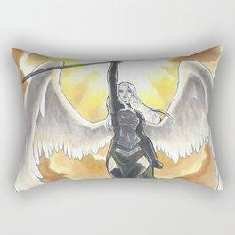 Archangel Avacyn Rectangular Pillow
