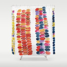 All Corned Up Shower Curtain