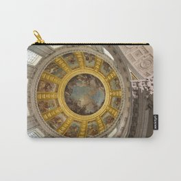 Above Napoleon Bonaparte - Look Up Series Carry-All Pouch