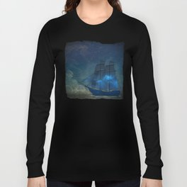 Ships and Stars Long Sleeve T-shirt