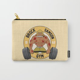 Brock Samson Gym Carry-All Pouch