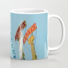 Texas Star & Kamikaze, State Fair Rides Coffee Mug