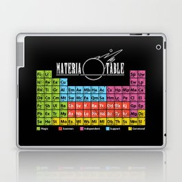 Materia Table Laptop & iPad Skin