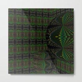 Greenball Room 4 Metal Print