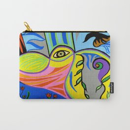 Surreal heart Carry-All Pouch