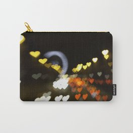 Love Along the Champs Elysees Carry-All Pouch