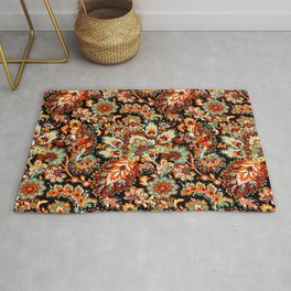Imperial Paisley Rug