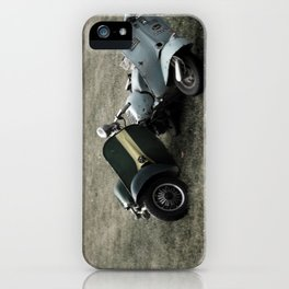 Scooter Love iPhone Case
