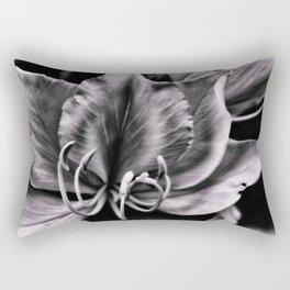 Beautiful Bauhinia at night Rectangular Pillow