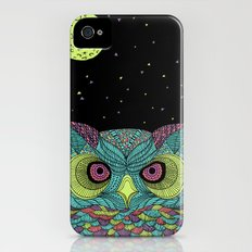 The Mystique Owl Slim Case iPhone (4, 4s)