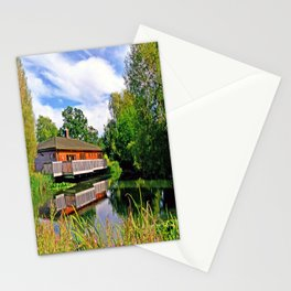 Lakeside Reflections Stationery Cards