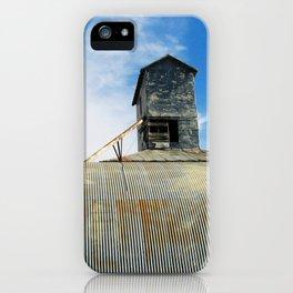 Abandoned Grain Elevator iPhone Case