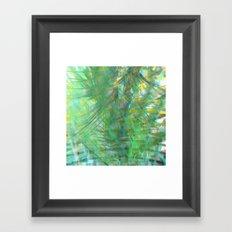 Fragment 19: Sudden Light Framed Art Print