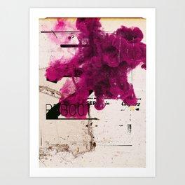 Reboot Art Print