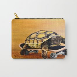 Skateboard Turtle Carry-All Pouch