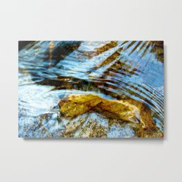 Lay me Down (By the River) Metal Print