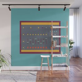 EMU SP1200 Sampler Wall Mural