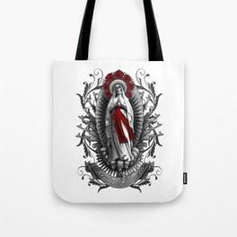 Santa Muerte 3 Tote Bag
