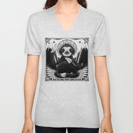 Son of Sloth Unisex V-Neck