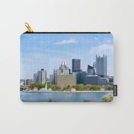 Beautiful Pittsburgh Carry-All Pouch