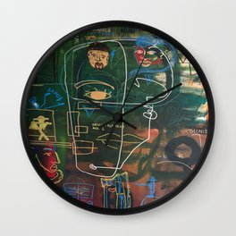 BLACK FRIDAY Wall Clock