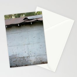 Tin Roof Rusted Stationery Cards