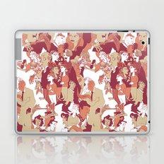 Beware the wolf Laptop & iPad Skin